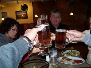 Photo: Cheers - Quick Lunch At Antonio Bertolo's Pizza