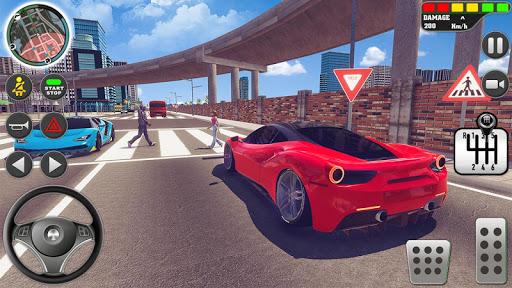 City Driving School Simulator: 3D Car Parking 2019 4.1 screenshots 6