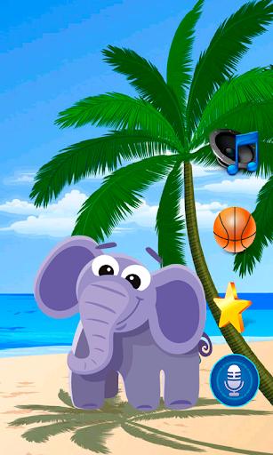 Dancing Talking Elephant 1.3 screenshots 5