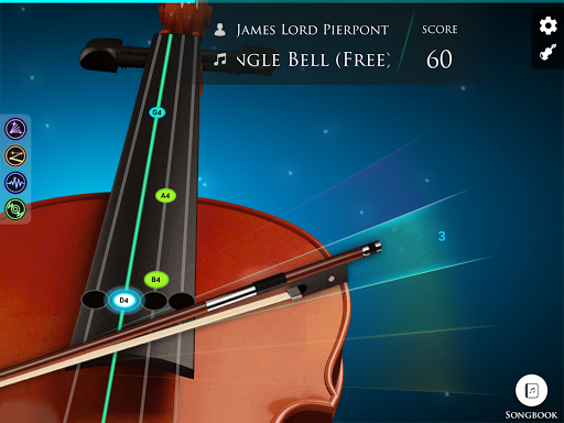 Violin : Magical Bow 20171227 screenshots 9