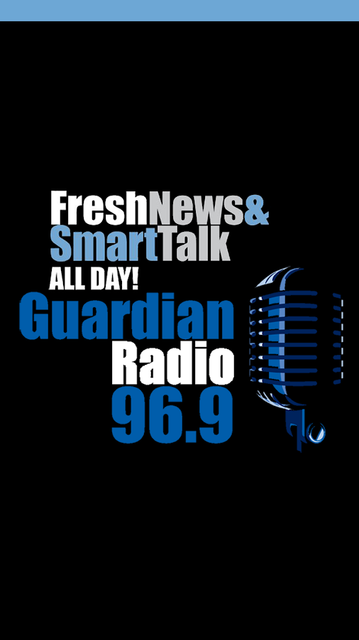 Guardian Talk Radio- screenshot