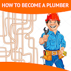 How To Become A Plumber icon