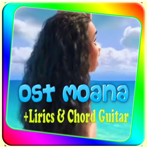 Lagu OST Moana +Liric & Chord Gitar