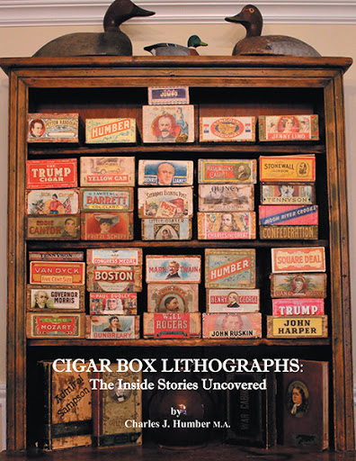 Cigar Box Lithographs cover