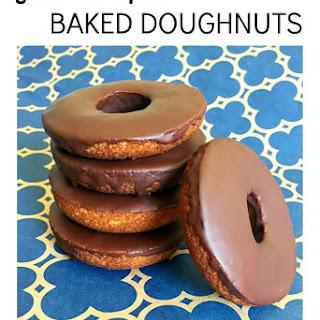 Gluten Free & Paleo Baked Doughnuts