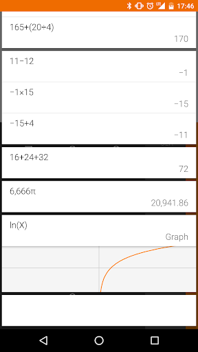 Calculator screenshot 3