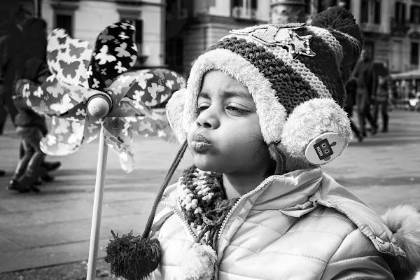 Ti manderò un bacio con il vento (Pablo Neruda) di LuXi