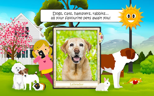 Find Them All: Cats, Dogs and Pets for Kids - Android Apps on Google Play