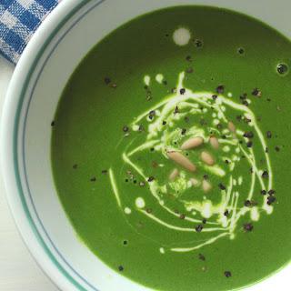 Keto Spinach Soup Recipe