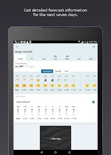 Met Office Weather Forecast 8