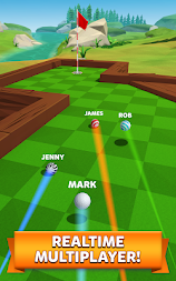 Golf Battle APK screenshot thumbnail 1