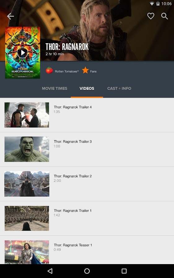 fandango movies times tickets android apps on google
