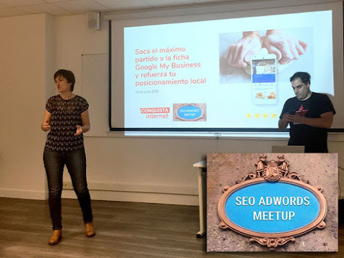 Charla SEO AdWords Bilbao Posicionamiento Local