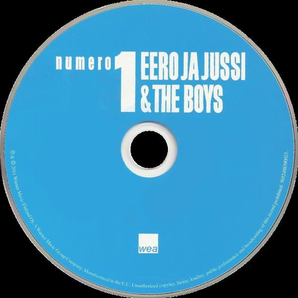 Numero 1 CD (2011)