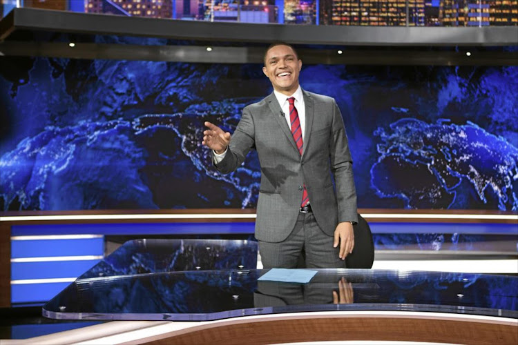 Trevor Noah won his first Emmy for a 'The Daily Show' YouTube special.