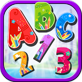 ABC & Counting Puzzle for Kids
