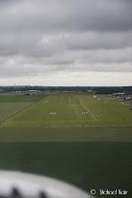 Photo: Final approach til Midden-Zeeland.