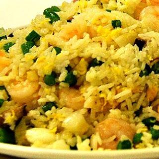 Oriental Egg Fried Rice Recipe