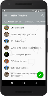 Wähle Text Pro for WhatsApp - náhled