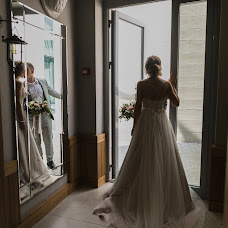 Wedding photographer Anastasiya Kachurina (Kachurina). Photo of 21.07.2018