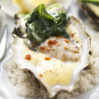 Hollandaise Oysters