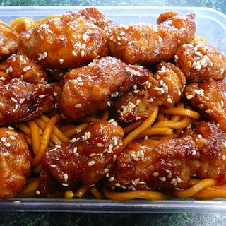 Chicken in Honey Sauce