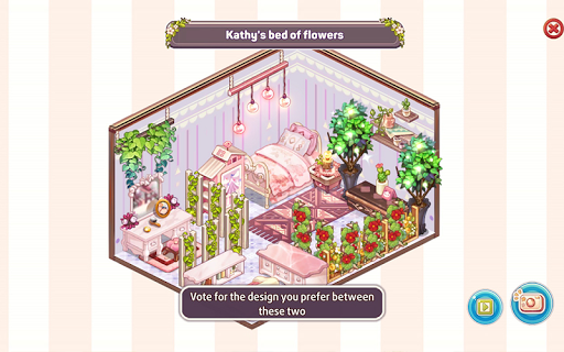 Kawaii Home Design - Decor & Fashion Game filehippodl screenshot 12
