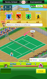 Tennis Club Story Screenshot 15