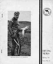 Photo: Curragh Diving News Cover