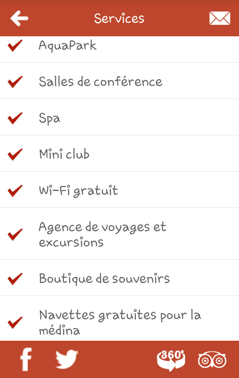 EDEN ANDALOU 5* AQUAPARK & SPA- screenshot