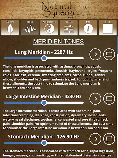 Screenshot for NaturalSynergy in United States Play Store