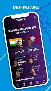 CricketNext – Live Score & News 1