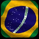 3D Brazil Flag Live Wallpaper APK