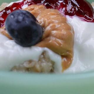 Greek Yogurt Oatmeal.