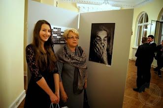 Photo: Laureatka Ogólnopolskiego Konkursu Fotograficznego J. Pietrewicz 3a (Łódź, 19.11.2013)