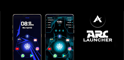 ARC Launcher 2018 Themes, DIY , HD Wallpapers for PC
