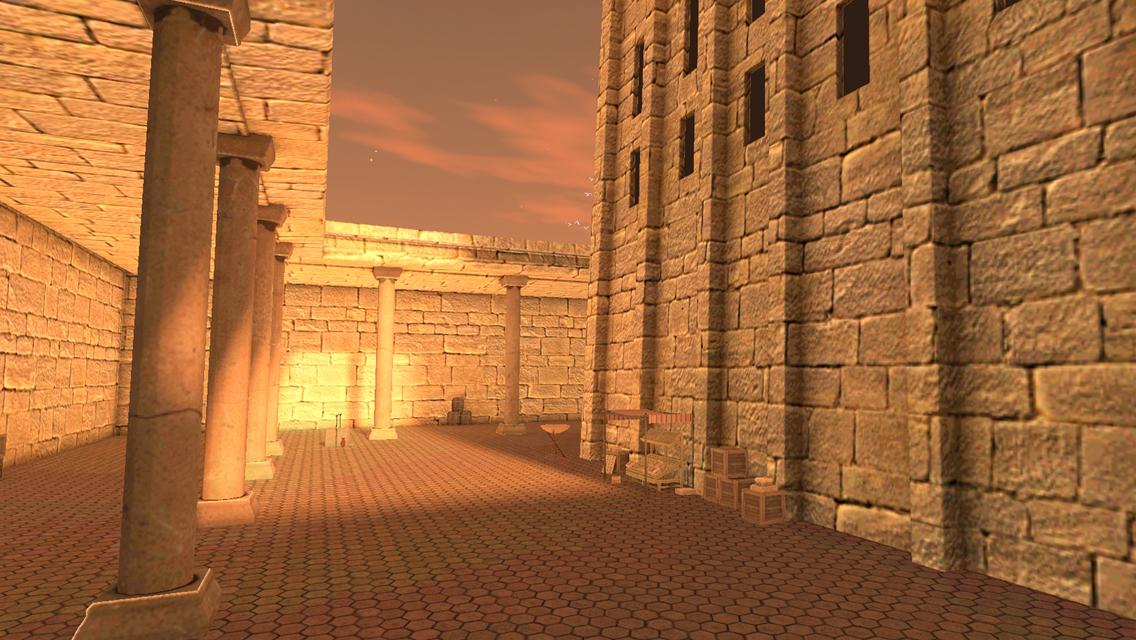 Alexandria VR- screenshot
