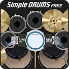 Simple Drums - batería icon