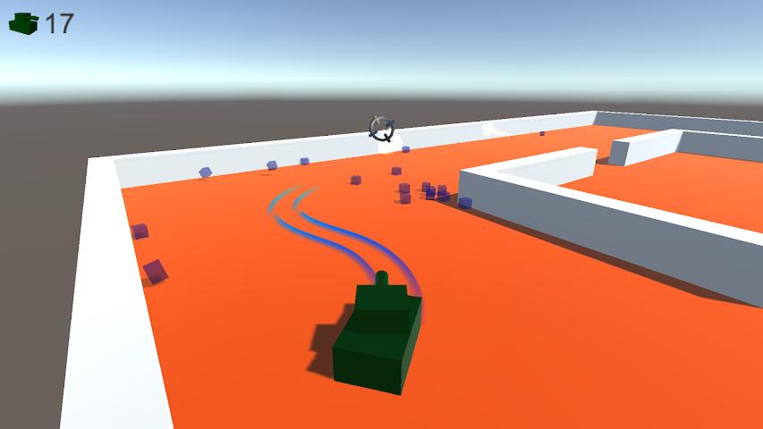 android Tank Revolution Screenshot 5