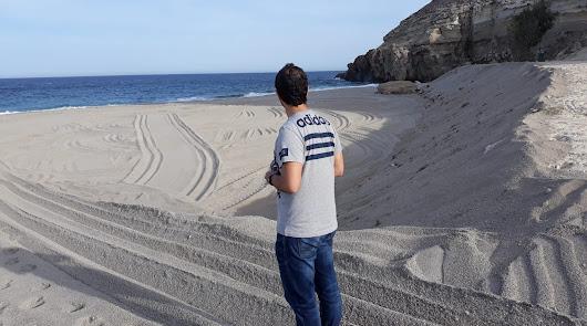 Multa de 30.000 euros a Carboneras por las obras en la playa de El Corral