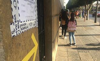 Vuelta a las aulas: es el turno de Secundaria y Bachillerato
