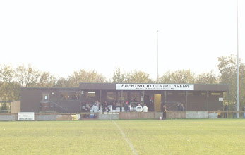 Photo: 26/11//05 v AFC Hornchurch (Essex Senior League) 0-3 - contributed by Barry Neighbour