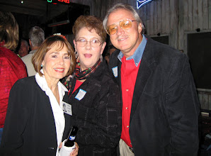 Photo: Barbara (Novosad) McClure, Elaine (Lico) Ryan, Larry Perkins
