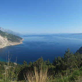 Adriatic Coast by Unknown - Landscapes Travel (  )