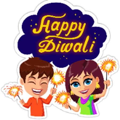 Diwali -Stickers for WhatsApp (WAStickerApps)