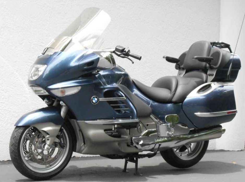BMW K 1200 LT manual taller - servicio- mecanica y despiece
