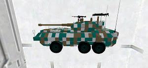 TM05A2機動戦闘車