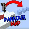 Parkour for MCPE - lava map icon