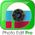 Photo Edit Pro - Collage Maker 2019 icon