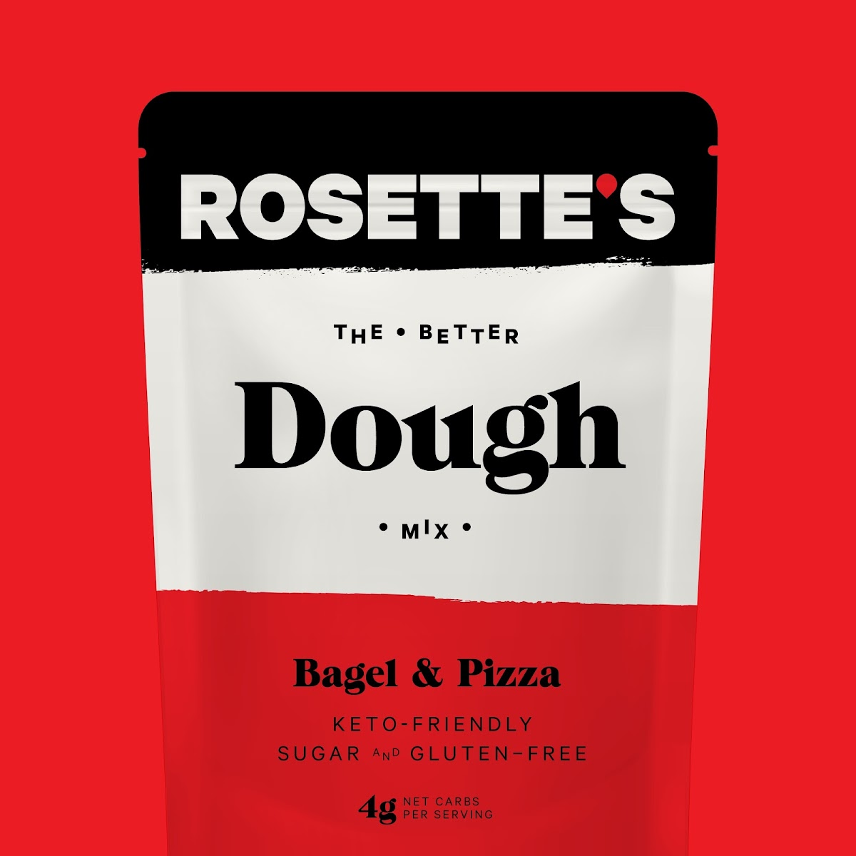 Dough Mix: Bagel & Pizza